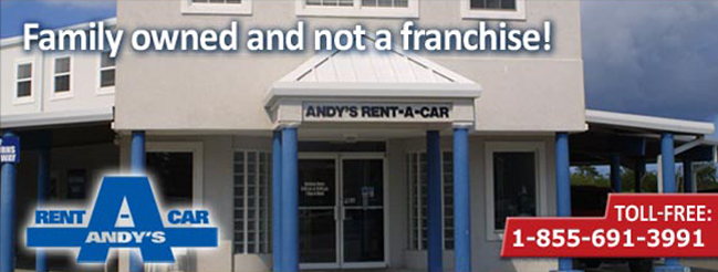 Family owned car rental company in the Cayman Islands
